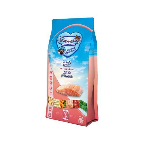 RENSKE Super Premium Getreidefrei - Lachs - 12 kg -