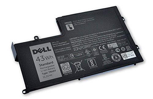 Dell Inspiron 14 (5442), (5447), (5448), Inspiron 15 (5542), (5547), (5548), Inspiron 15R (5545), Inspiron 5448 43WHr 3-Cell Primary Battery 7P3X9 1WWHW R0JM6 TRHFF