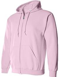 ef6567533e0517 Amazon.it: Rosa - Felpe senza cappuccio / Felpe: Abbigliamento