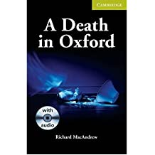 [(A Death in Oxford Starter/Beginner Book with Audio CD Pack)] [ By (author) Richard MacAndrew ] [July, 2007]