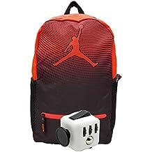 factory authentic 79f90 dd65e Nike Air Jordan Jumpman Youth 23 Rucksack Buch Tasche + Gratis zappeln Cube