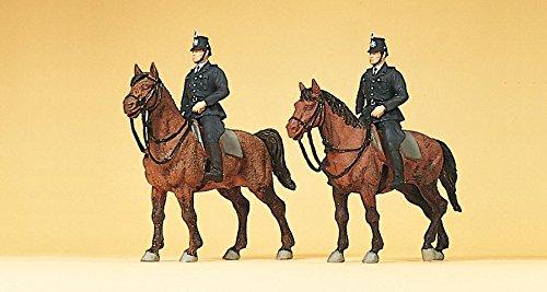 Preiser 10399 Beritt. Polizei Deutschland um 1960