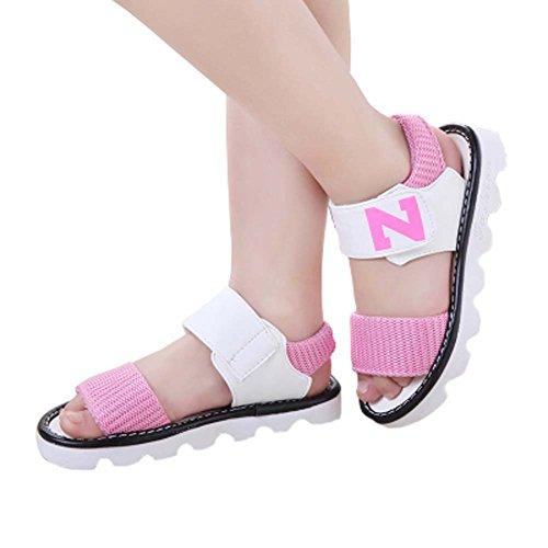 Bow Girls Schuhe Babyschuhe Kinder Sandalen Sommer-Mädchen-Sandalen Prinzessin S