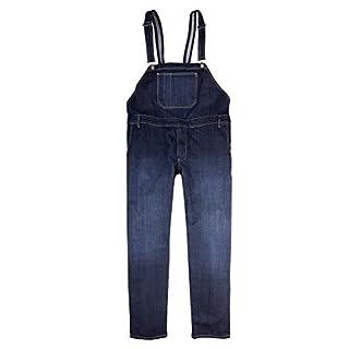Abraxas XXL Jeans-Latzhose Blue Stonewash, XL Größe:6XL
