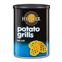 Hunter Potato Grills Sea Salt - 100gm