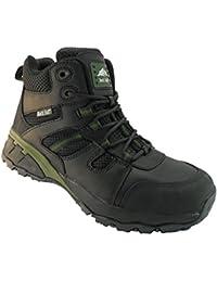 Rockfall - Calzado de protección para hombre , color Negro, talla 41.5