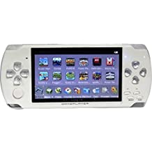Balaji Trading High Quality Handheld Grand Classic GCL-01 PSP Game Inbuilt, Multi- Languages/Camera, Red Games For Kids/Boys/Girls [video Game]