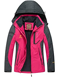 2398654ffac9 Amazon.co.uk  Pink - Coats   Jackets   Women  Clothing