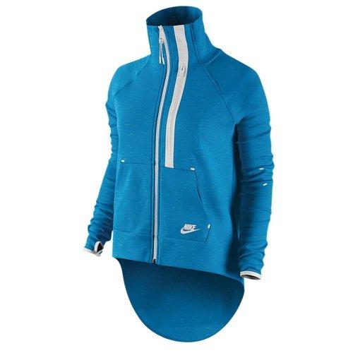 Nike Women's Tech Fleece Moto Cape Jacket