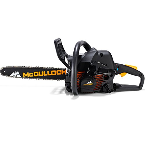mcculloch 40cm petrol chainsaw 40cc garden rattan furniture. Black Bedroom Furniture Sets. Home Design Ideas