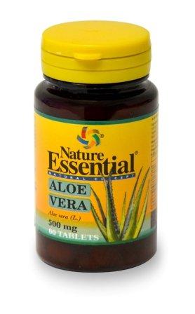 Foto de Nature Essential Aloe Vera - 60 Tabletas