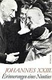 Johannes XXIII. Erinnerungen eines Nuntius -