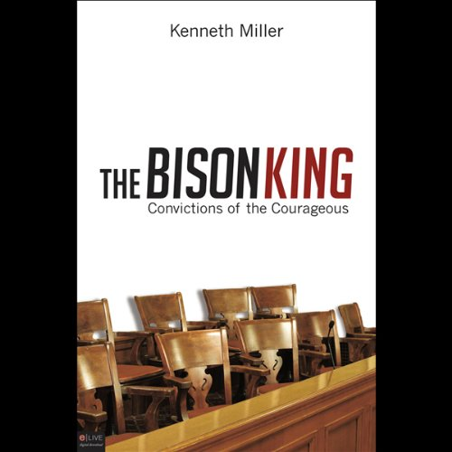 The Bison King  Audiolibri