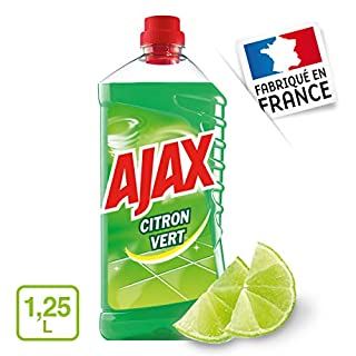 Ajax - Household Cleaning Product - Lime Green - 1.25L/35.2fl.oz