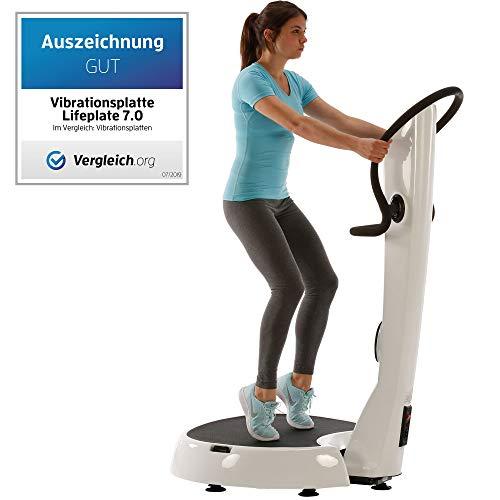 Vibrationsplatte Lifeplate 7.0 - Zur Muskelstimulation Und Fettverbrennung