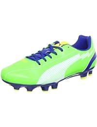 Amazon.it  Puma - Verde   Scarpe da calcio   Scarpe sportive  Scarpe ... f016fa3e2f1