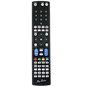 RM-Series Télécommande de remplacement pour UMC X216/28G-GB-TCDU-UK