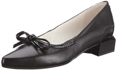 Tiggers TL-CINDY 1, Damen Ballerinas, Schwarz (napa/patent black/black 1159), EU 41