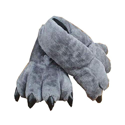 Zapatillas con Forma de Garra de Oso