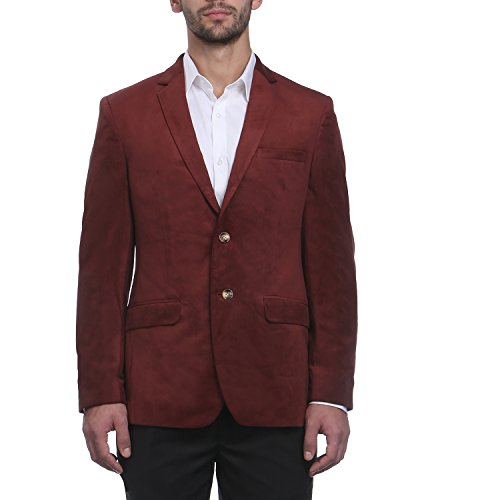 Park Avenue Men Maroon Cotton Jackets