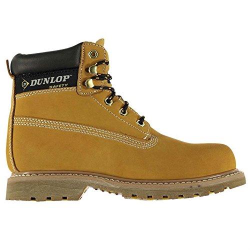 De Segurança Homens Trabalho De De Dunlop Sapatos Nevada Mel Botas Segurança De Sapatos Botas BwpSqnRdp