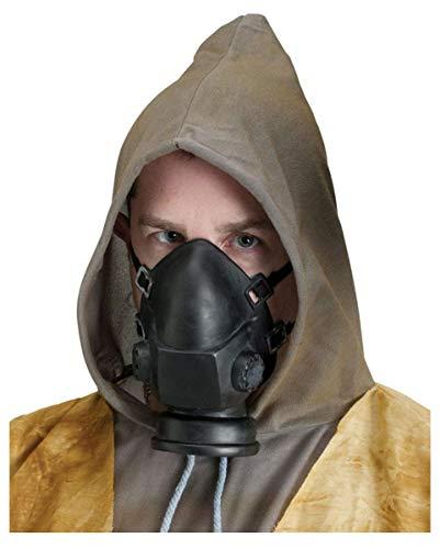 Halloween Zombie Maske als Horror Maske