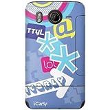MusicSkins iCarly Web - Skin para HTC Desire HD