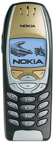 Nokia 6310i - Black