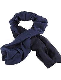 2988cdc8e491 Emporio Armani - Echarpe - Homme Bleu bleu taille unique