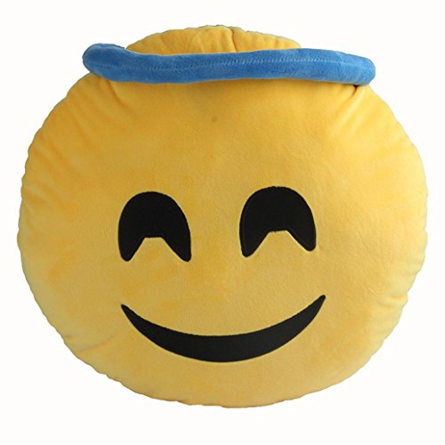 covermason-cute-emoji-emoticon-poo-shape-cushion-heart-eyes-pillow-doll-toy-gift-32x10cm-yellow