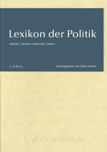 Digitale Bibliothek 079: Lexikon der Politik (PC+MAC)