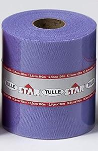 STAR-FILCAS-Tul bobinetta, Color Lila, 158.100m00l2