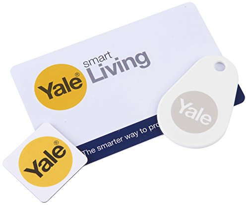Yale Smart Living p-yd-01-con-rfidm Smart Lock Bundle – Weiß (3-teilig)