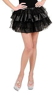 WIDMANN?Falda Fantasia Womens, Negro, talla única, vd-wdm1750l
