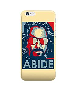 Coque iPhone 6 - the big lebowski the dude poster