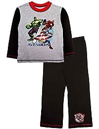 The Avengers - Pijama Dos Piezas - Manga Larga - para niño