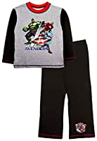 Kids Boys Pyjamas Marvel Avengers Pyjama Set Size 5-6 Years