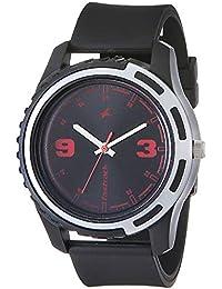 Fastrack Casual Analog Black Dial Men's Watch -NJ3114PP03C