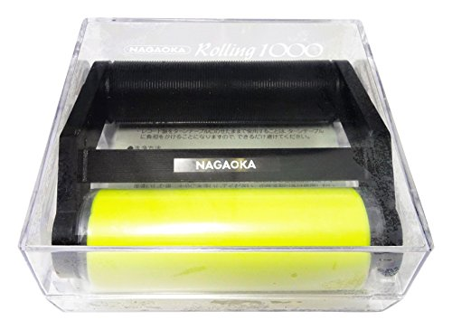 Nagaoka CL 1000Rolling Record Cleaner