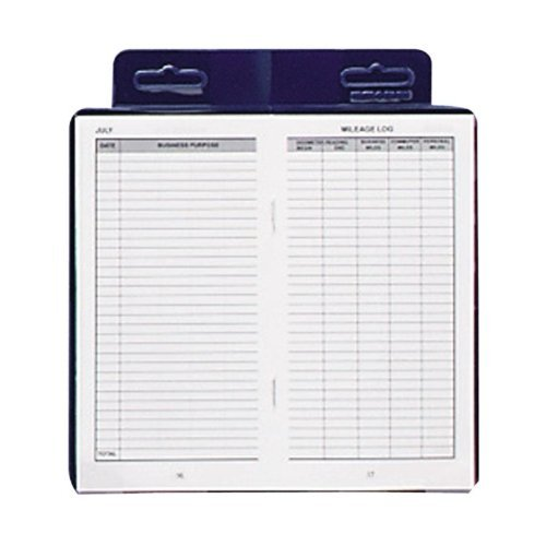 wholesale-case-of-25-dome-publishing-deluxe-auto-mileage-log-book-deluxe-automobile-mileage-log-book
