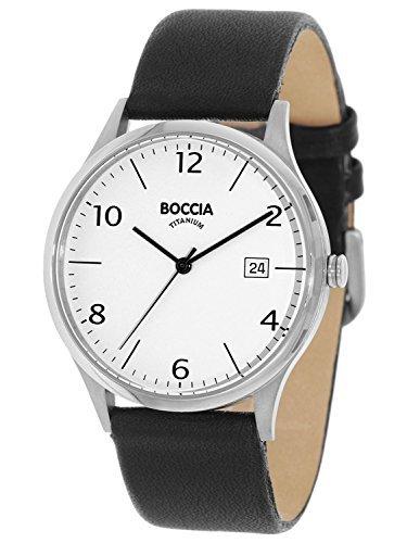 Boccia Montre Homme 3585-01