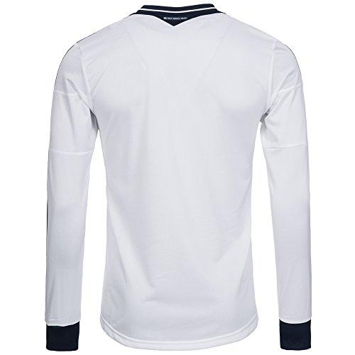 Adidas Maillot Promotion S04A Pl Blanc/Colnav - wht/colnav