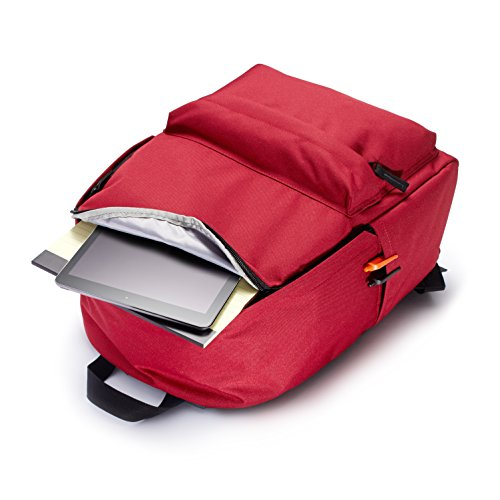 Best supreme backpack in India 2020 AmazonBasics 21 Ltrs Classic Backpack - Red Image 5