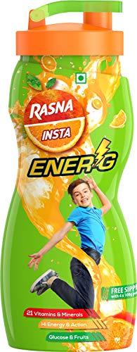 Rasna Insta Sipper 100g x 4, Pack of 2
