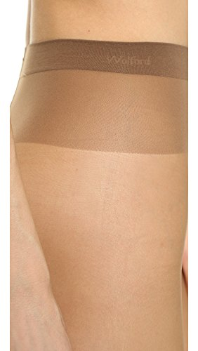Wolford Individual, Collant Donna, 10 DEN mousse