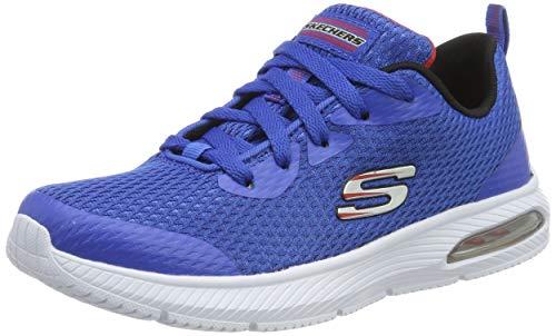 Skechers Jungen Dyna-air-Quick Pulse Sneaker, Blau (Royal Blue RYL), 36 EU