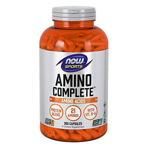 Now Foods Amino Complete Standard, 360 Kapseln