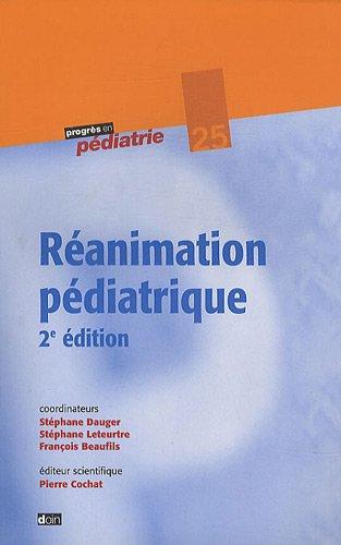 Réanimation pédiatrique - 2e édition - N°25