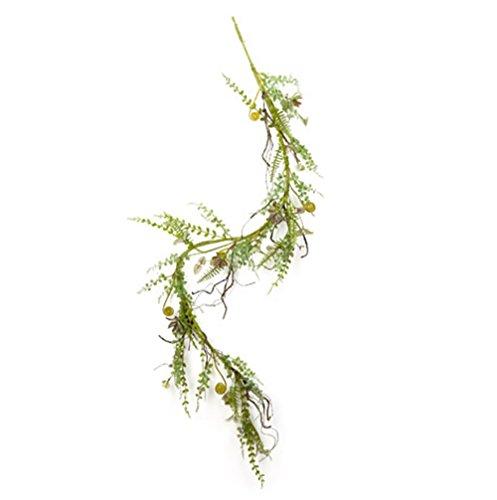 retailsource 152,4cm Künstliche Farn Girlande (Farn-girlande)