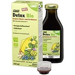 Salus Detox Kräuter Elixier, 1er Pack (1 x 250 ml)